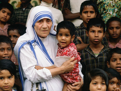 Mother Teresa (3/3)