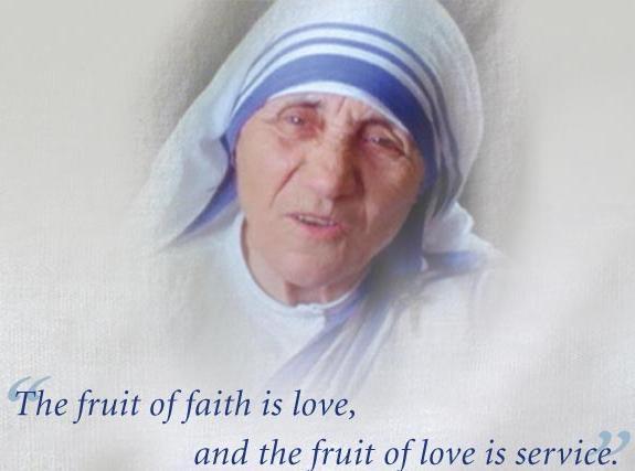 Mother Teresa Discovering Albania