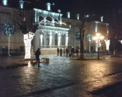 The Bashkia (City Hall)