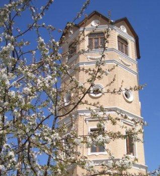 Gjon Markagjoni tower