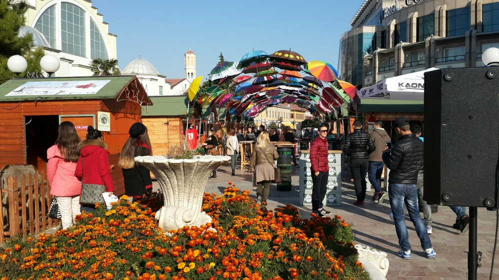 Christmas in Shkoder! (4/6)
